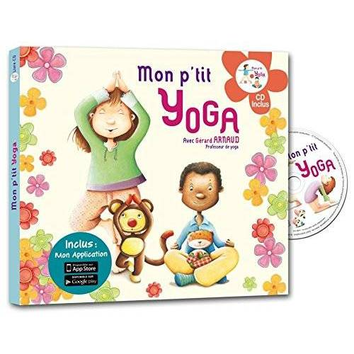 Coralline Pottiez - Mon p'tit yoga - Preis vom 05.09.2020 04:49:05 h