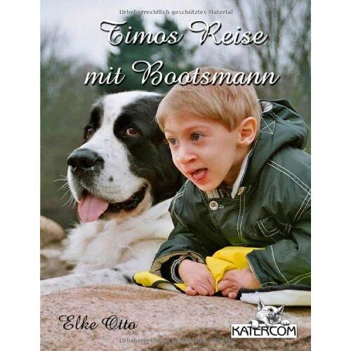 Elke Otto - Timos Reise mit Bootsmann - Preis vom 20.10.2020 04:55:35 h