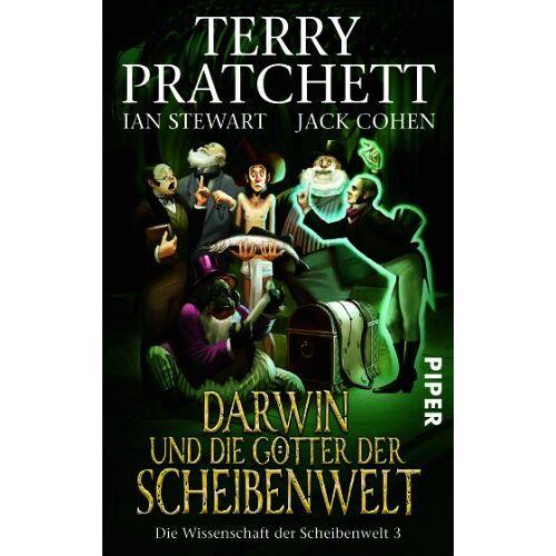 Terry Pratchett - Darwin und die Götter der Scheibenwelt: Die Wissenschaft der Scheibenwelt 3 - Preis vom 09.04.2021 04:50:04 h