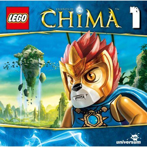 Lego Legends of Chima - Hörspiel 1 - Preis vom 26.02.2020 06:02:12 h