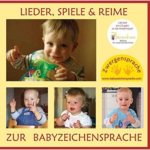 - Lieder, Spiele & Reime zur Babyzeichensprache - Preis vom 13.05.2021 04:51:36 h