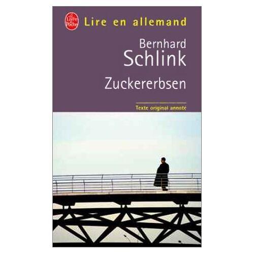 B. Schlink - Zuckererbsen (Ldp LM.Unilingu) - Preis vom 16.04.2021 04:54:32 h