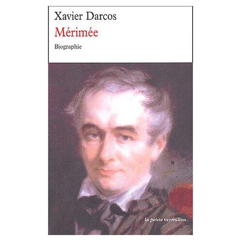 Xavier Darcos - Mérimée - Preis vom 27.01.2021 06:07:18 h