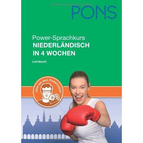 - PONS Power-Sprachkurs Niederländisch in 4 Wochen: Lernen Sie Niederländisch mit Buch, 2 Audio-CDs und e-mail-Powercoach - Preis vom 28.03.2020 05:56:53 h