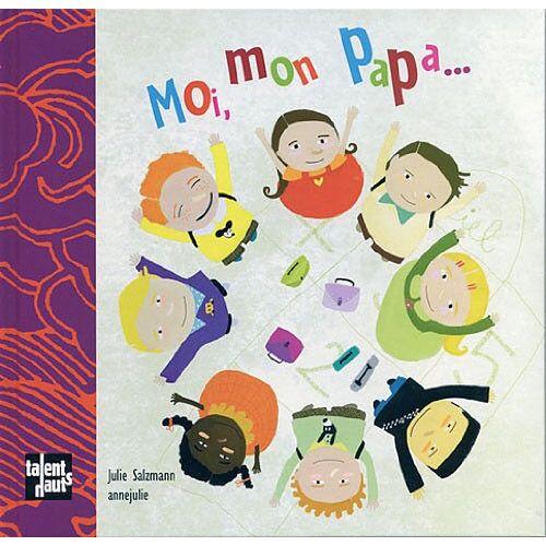 Julie Salzmann - Moi, Mon Papa - Preis vom 23.02.2021 06:05:19 h
