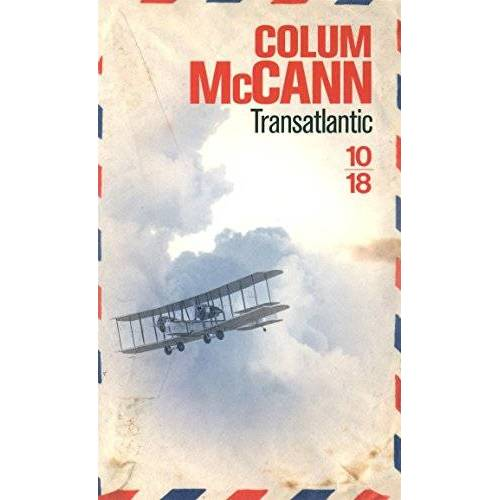 Colum McCann - Transatlantic - Preis vom 17.04.2021 04:51:59 h