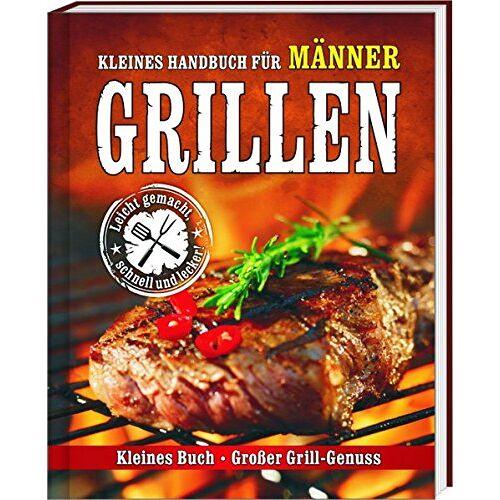 Andrea Verlags GmbH - Kleines Handbuch für Männer - Grillen: Kleines Buch - Großer Grillgenuss - Preis vom 10.05.2021 04:48:42 h