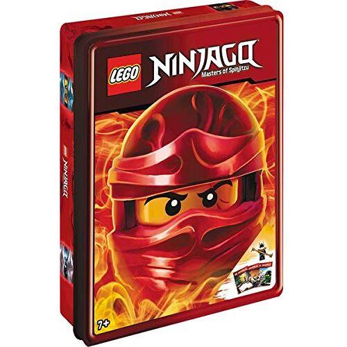 - LEGO® NINJAGO® Meine LEGO® NINJAGO® Rätselbox 2 - Preis vom 26.01.2020 05:58:29 h