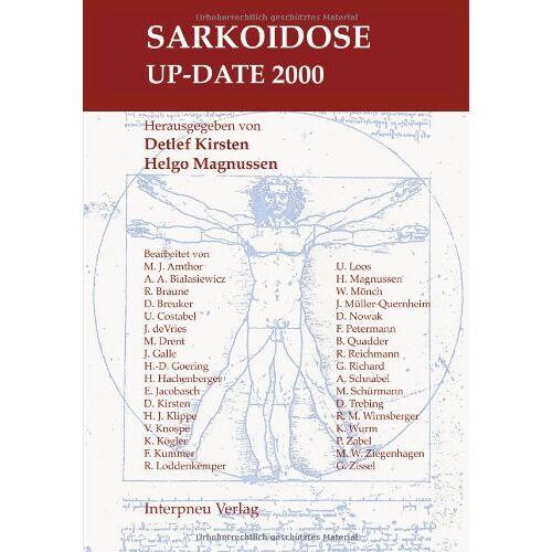 Detlef Kirsten - Sarkoidose - up date 2000 - Preis vom 14.04.2021 04:53:30 h