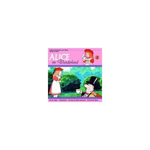 - Alice im Wunderland - CD: 02: Alice Im Wunderland: FOLGE 2 - Preis vom 21.04.2021 04:48:01 h