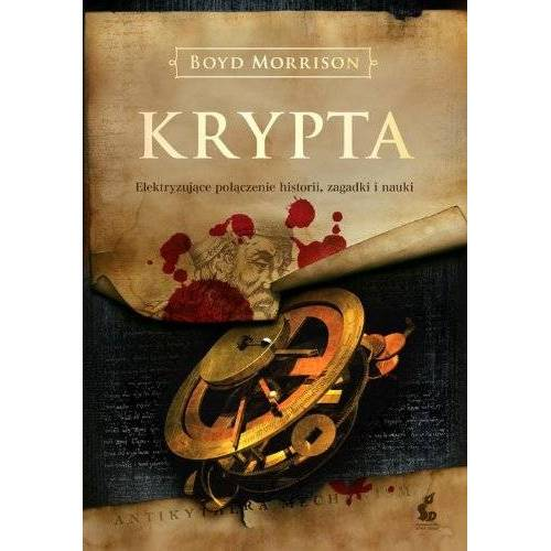 Boyd Morrison - Krypta - Preis vom 13.04.2021 04:49:48 h