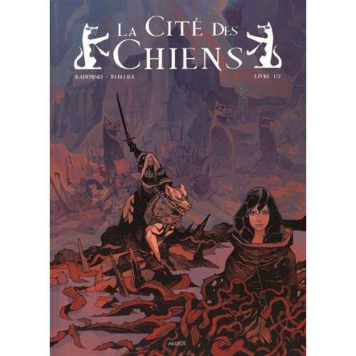 Yohan Radomski - La Cité des Chiens - Livre 1 - Preis vom 05.09.2020 04:49:05 h