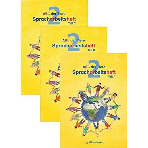 Klaus Kuhn - ABC der Tiere 2 - Spracharbeitsheft · Neubearbeitung (ABC der Tiere - Neubearbeitung) - Preis vom 15.04.2021 04:51:42 h
