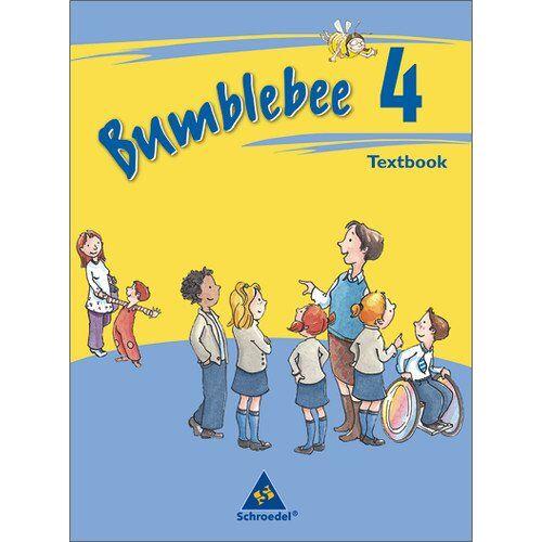 - Bumblebee - Ausgabe 2008: Textbook 4 (Bumblebee 1 - 4) - Preis vom 09.05.2021 04:52:39 h