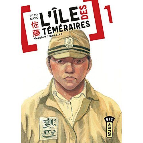 Shuho Sato - L'île des téméraires - Preis vom 25.02.2021 06:08:03 h