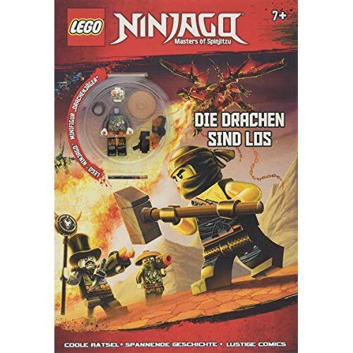 - LEGO® NINJAGO® - Die Drachen sind los - Preis vom 18.10.2020 04:52:00 h