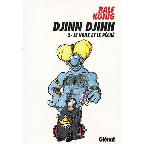 Ralf König - Djinn Djinn, Tome 2 : Le voile et le péché - Preis vom 10.04.2021 04:53:14 h