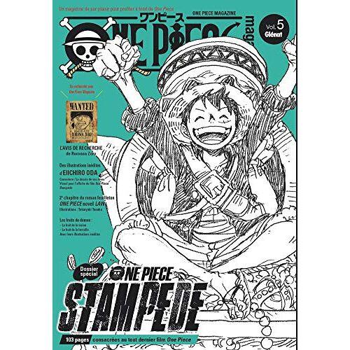 Eiichiro Oda - One Piece Magazine - Tome 05 (One Piece Magazine (5)) - Preis vom 06.05.2021 04:54:26 h