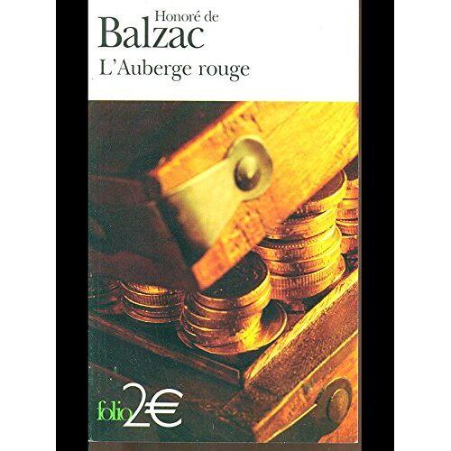 Balzac, Honoré de - L'auberge rouge (Arléa) - Preis vom 14.04.2021 04:53:30 h