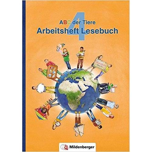 Klaus Kuhn - ABC der Tiere 4 – Arbeitsheft Lesebuch · Neubearbeitung (ABC der Tiere - Neubearbeitung) - Preis vom 16.04.2021 04:54:32 h