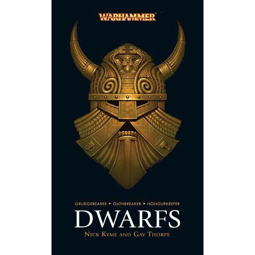 Nick Kyme - Dwarfs (Warhammer) - Preis vom 07.04.2020 04:55:49 h