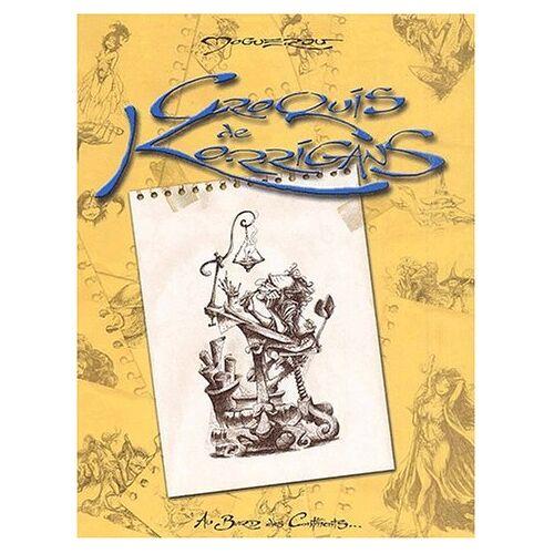 - Croquis de Korrigans - Preis vom 21.10.2020 04:49:09 h