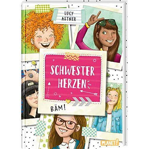 Lucy Astner - Schwesterherzen 1: Eine für alle, alle für DICH! - Preis vom 27.02.2021 06:04:24 h