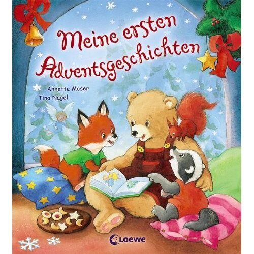 Annette Moser - Meine ersten Adventsgeschichten - Preis vom 20.10.2020 04:55:35 h