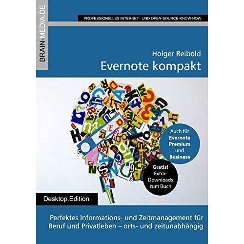 Holger Reibold - Evernote kompakt - Preis vom 15.01.2021 06:07:28 h