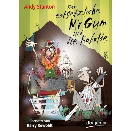 Andy Stanton - Der entsetzliche Mr Gum und die Kobolde - Preis vom 13.05.2021 04:51:36 h