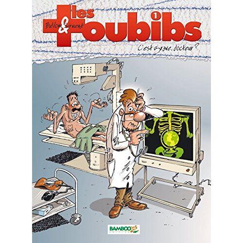 Bélom - Les Toubibs, Tome 1 : - Preis vom 21.10.2020 04:49:09 h