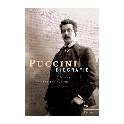 Dieter Schickling - Puccini: Biografie - Preis vom 06.09.2020 04:54:28 h