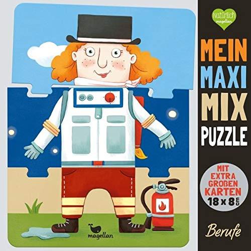 - Mein Maxi-Mix-Puzzle - Berufe (Kinderpuzzle) - Preis vom 16.01.2021 06:04:45 h