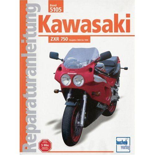 - Kawasaki ZXR 750 - Preis vom 13.05.2021 04:51:36 h