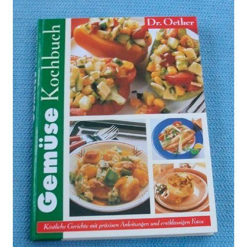 Dr. Oetker - Dr. Oetker Gemüse Kochbuch - Preis vom 20.10.2020 04:55:35 h