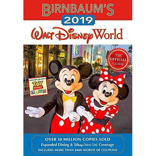 Birnbaum Guides - Birnbaum's 2019 Walt Disney World: The Official Guide (Birnbaum Guides) - Preis vom 21.10.2020 04:49:09 h