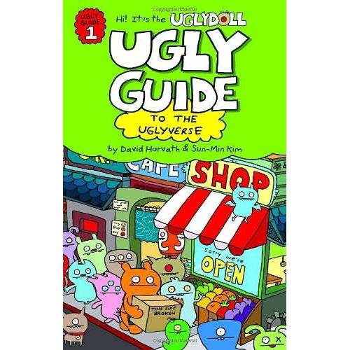 David Horvath - Ugly Guide to the Uglyverse (Uglydolls) - Preis vom 08.04.2021 04:50:19 h