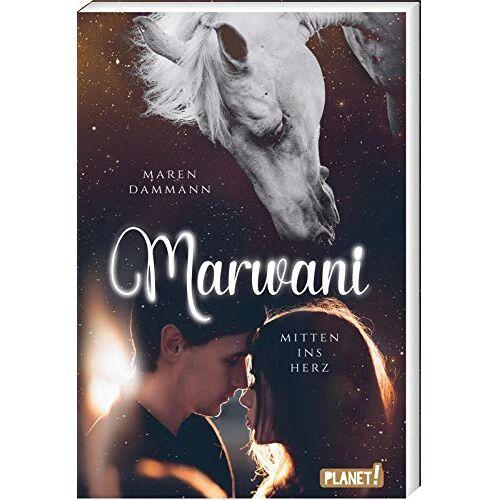 Maren Dammann - Marwani: Mitten ins Herz - Preis vom 12.05.2021 04:50:50 h