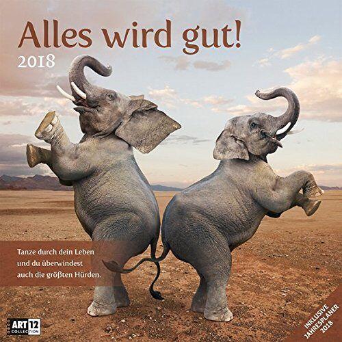 Ackermann Kunstverlag - Alles wird gut 30x30 2018 - Preis vom 12.11.2019 06:00:11 h