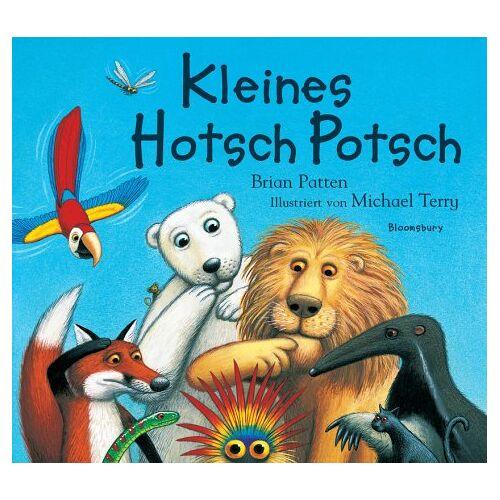 Brian Patten - Kleines Hotsch Potsch - Preis vom 18.10.2020 04:52:00 h