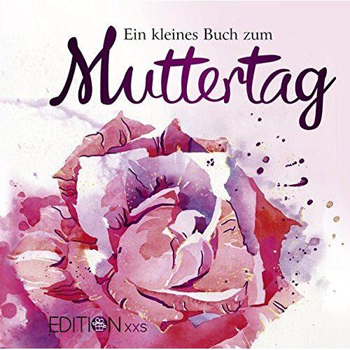 - Ein kleines Buch zum Muttertag - Preis vom 27.02.2021 06:04:24 h