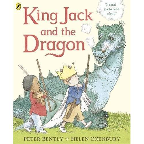 Peter Bently - King Jack and the Dragon - Preis vom 05.10.2020 04:48:24 h