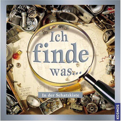 Walter Wick - Ich finde was, In der Schatzkiste - Preis vom 25.01.2021 05:57:21 h