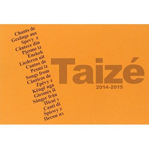 Presses de Taizé - Chants de Taizé - Preis vom 19.01.2021 06:03:31 h