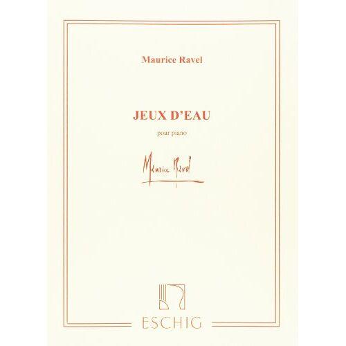 Maurice Ravel - Jeux d'eau - Piano - Preis vom 20.10.2020 04:55:35 h