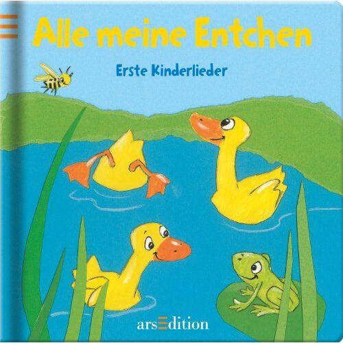 - Alle meine Entchen: Erste Kinderlieder: Erste Kinderlieder. Ab 18 Monate - Preis vom 09.05.2021 04:52:39 h