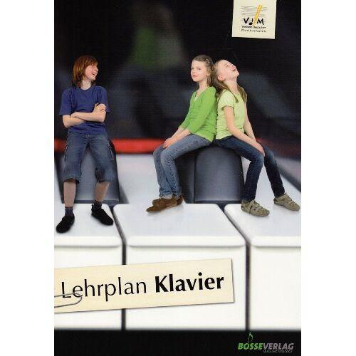Verband deutscher Musikschulen - Lehrplan Klavier (Lehrpläne des Verbandes deutscher Musikschulen e.V.) - Preis vom 05.05.2021 04:54:13 h