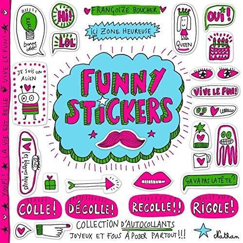 Collectif - Funny stickers - Preis vom 05.03.2021 05:56:49 h