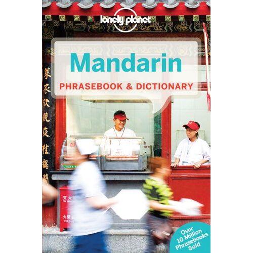 Anthony Garnaut - Mandarin Phrasebook (Phrasebooks) - Preis vom 09.04.2021 04:50:04 h