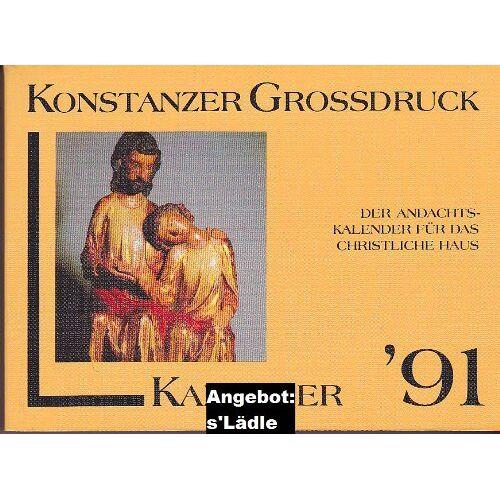- Konstanzer Grossdruck - Preis vom 06.05.2021 04:54:26 h